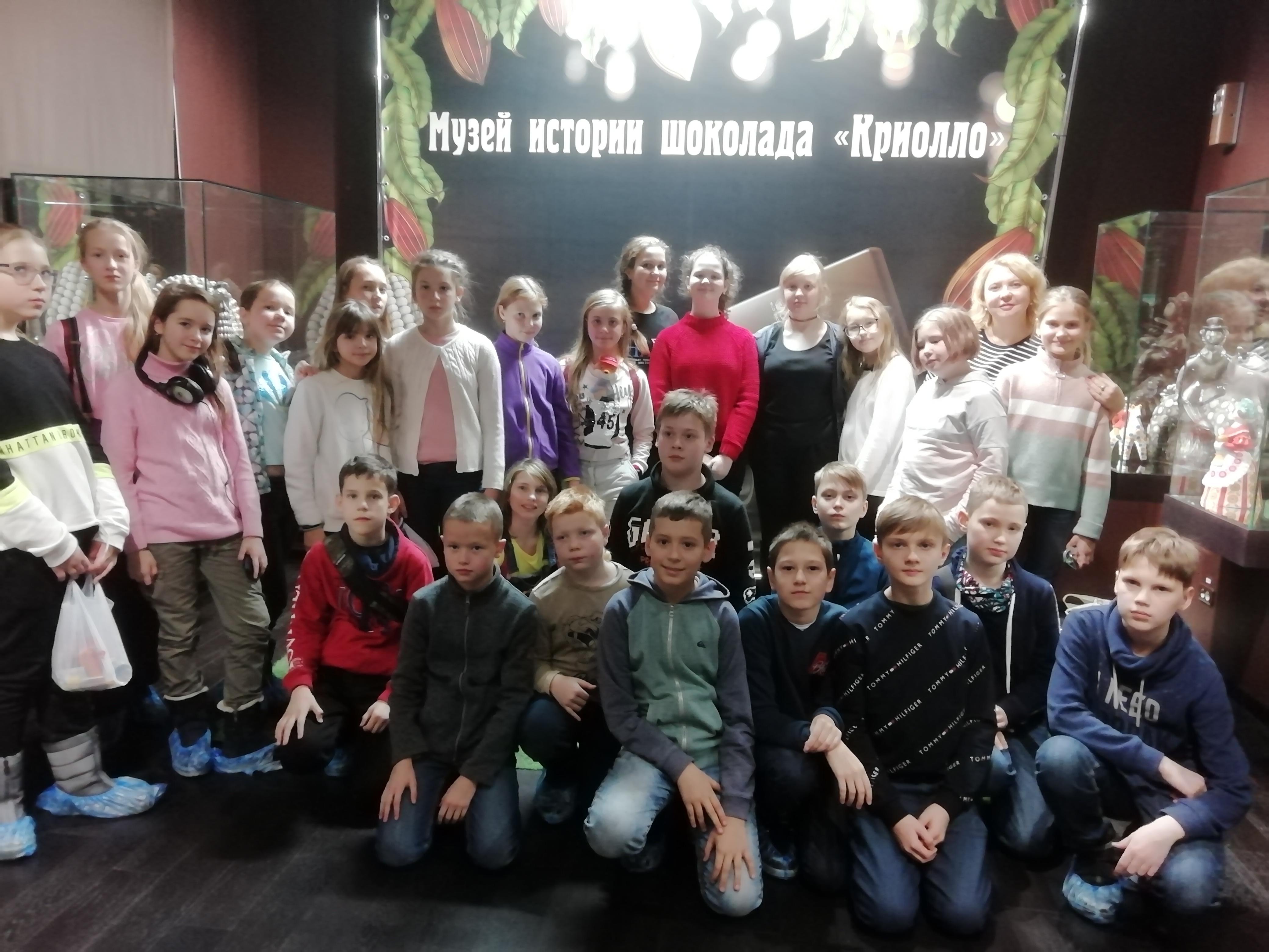 Осенние каникулы в Кирове