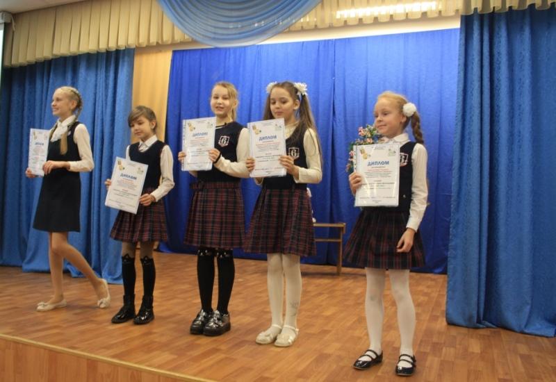 Церемония награждения призёров и победителей ежегодного муниципального проекта «Чтение – среда и ресурс образования»