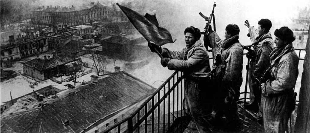 27 января – День воинской славы России – день полного освобождения Ленинграда!